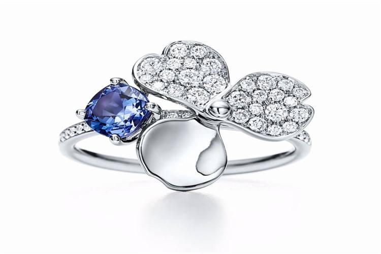 全新蒂芙尼(Tiffany&Co.)珠宝回收价格怎样?多少钱?