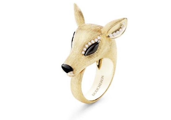 奢侈品品牌资讯:宝诗龙Boucheron推出珠宝新品「Jack」系列