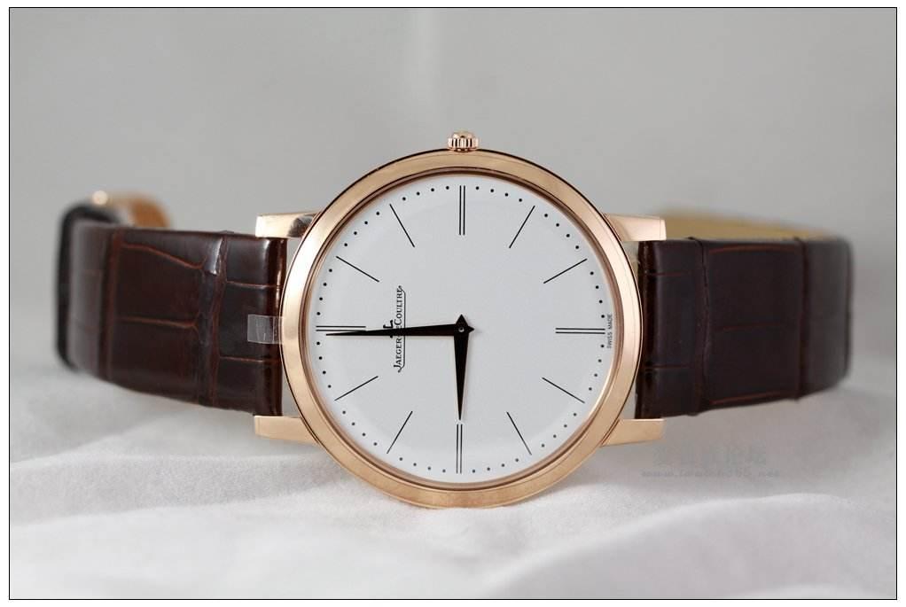 2018年新款积家Jaeger LeCoultre手表回收价格大概多少钱?