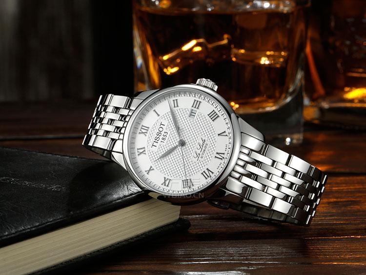 天梭力洛克手表如何辨别真假?手表鉴定方法详解
