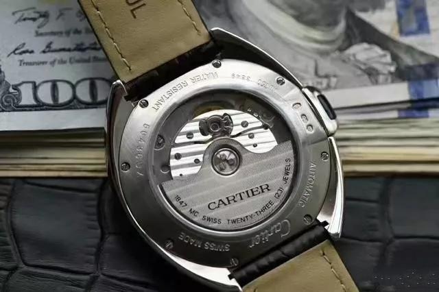 卡地亚手表真假鉴定:戳穿手表真假的绝招!