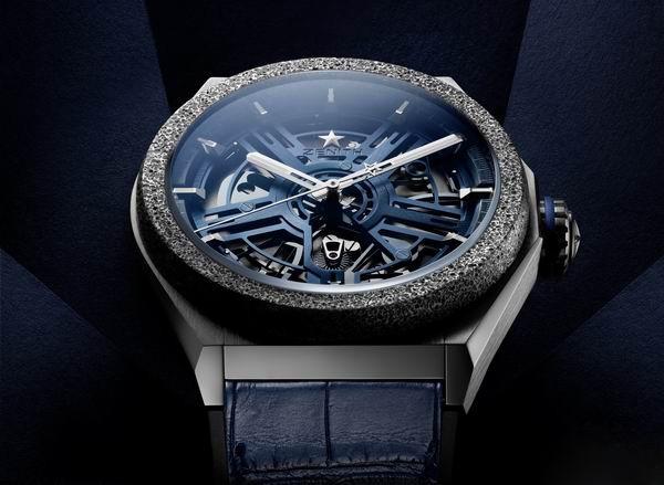 真力时品牌资讯:机械腕表的重新定义