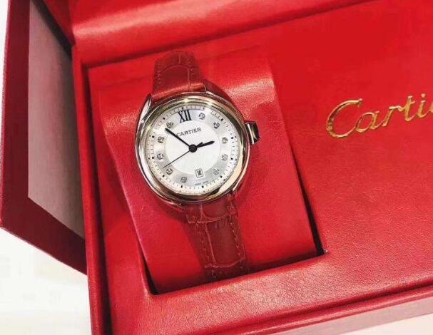 链奢网回收卡地亚(Cartier)手表都是多少钱?