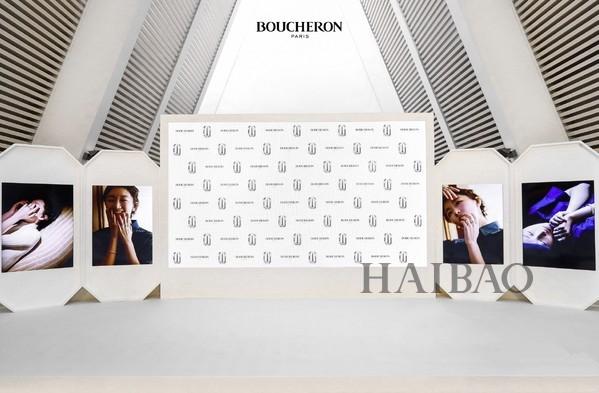 宝诗龙 (Boucheron) 揭幕全新广告大片,大中华区代言人周冬雨现身