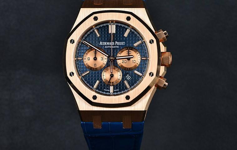 奢侈品手表鉴定:爱彼手表回收辨别真假!
