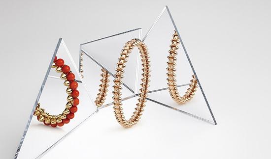卡地亚全新Clash de Cartier系列珠宝,魅力与自由的绽放
