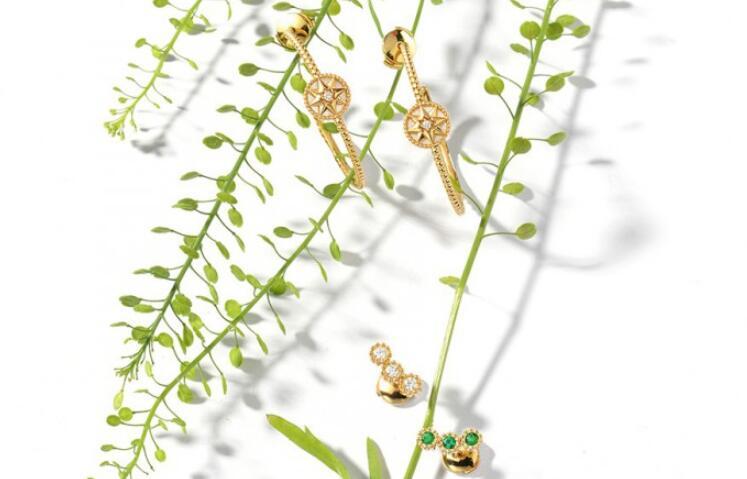 Dior发布全新作品,听说这里隐藏着自然力量