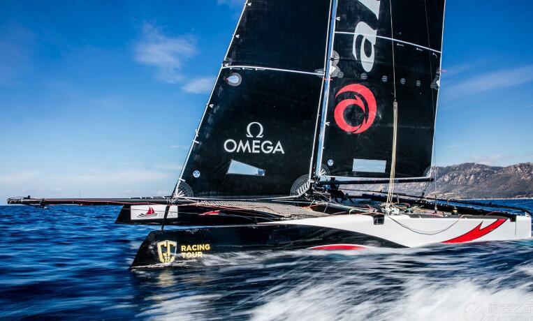 欧米茄(OMEGA)和阿灵基帆船队携手打造全新帆船运动合作