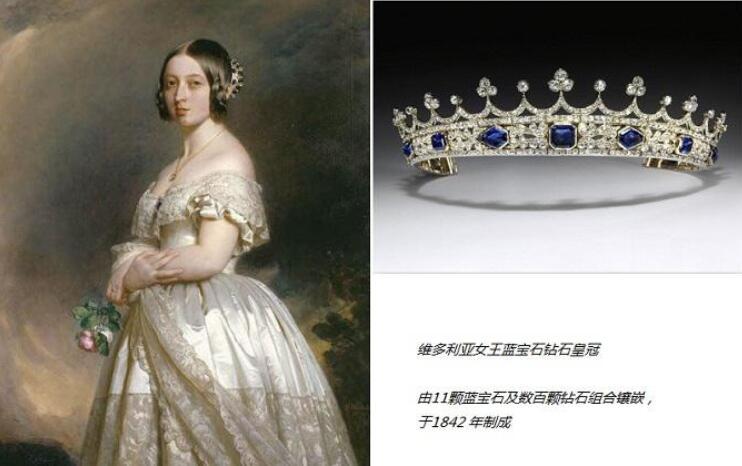 周生生推出V&A系列新作:维多利亚女王的皇冠