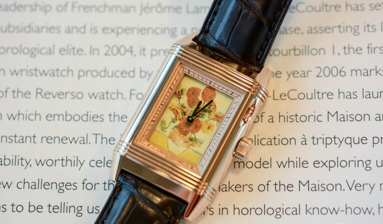 积家堪称艺术品的这一款腕表长什么样?