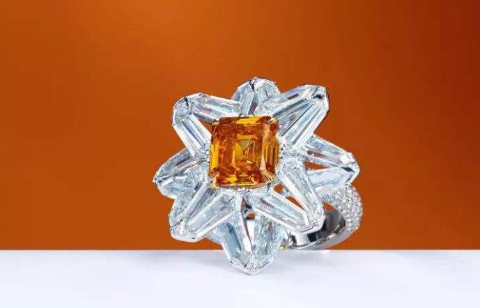 """""""火焰钻石(fire diamonds)""""橙色钻石有没有价值?"""