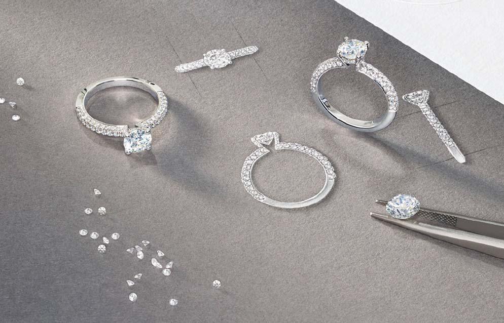 好钻石都具备哪些条件?这样看可以区分钻石好坏