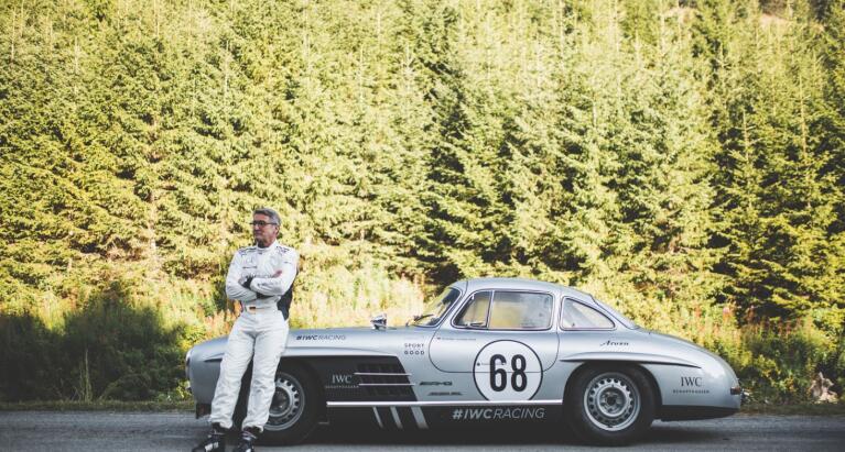 万国表Racing车队将在2019年阿罗萨古董车赛上演精彩表现