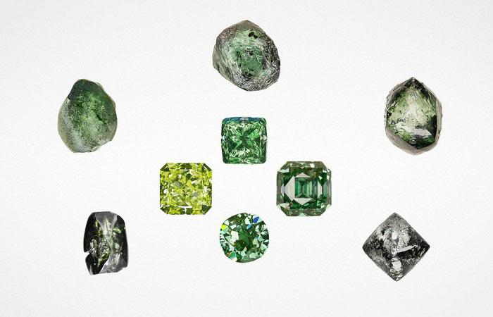 为什么奢侈品牌都钟情于绿钻?