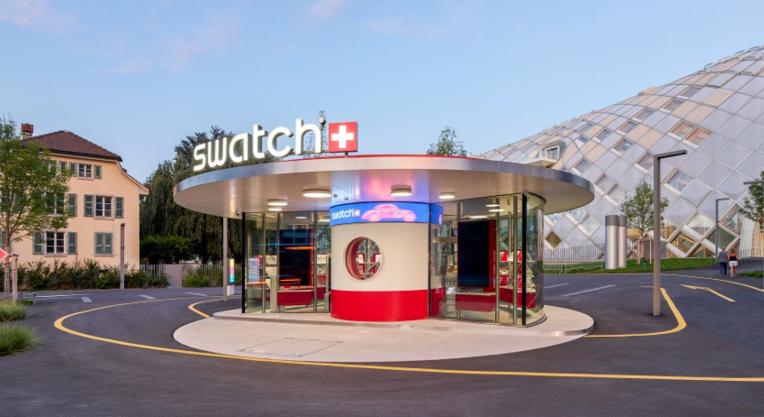 斯沃琪集团全球销售额一半源自中国客户贡献