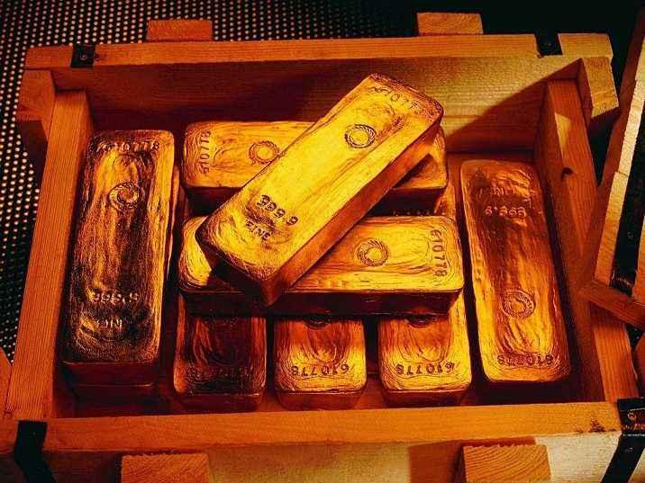 二手黄金上海回收价格多少钱一克?