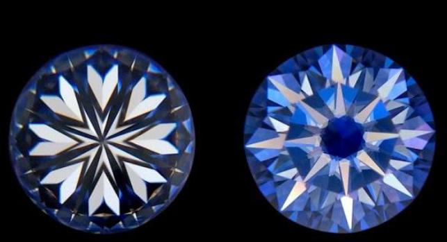 钻石八心八箭和十心十箭的区别盘点!