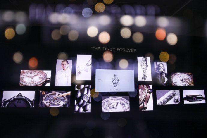 """Chopard萧邦""""HAPPY SPORT Tale of an Icon""""展览"""