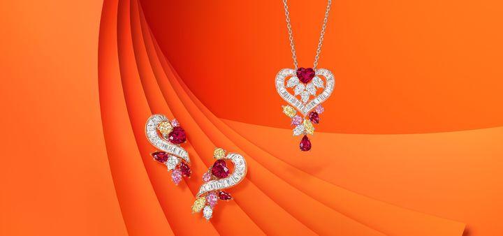 如何用宝石诠释爱情?HarryWinston-海瑞温斯顿给出了答案