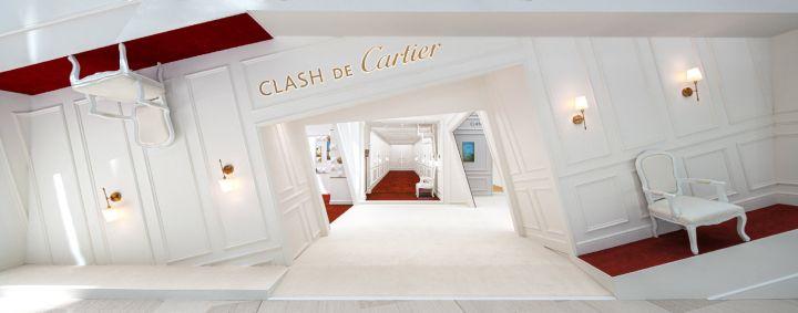 卡地亚Clash de Cartier快闪店再次登陆魔都,你还不去打卡吗?