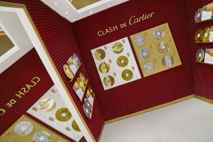 卡地亚Clash de Cartier快闪店再次登陆魔都,你还不去打卡吗?(图文)