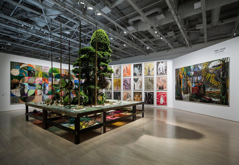 """艺术源于对自然的观察——卡地亚""""树,树""""展览于上海盛大开幕(上)"""