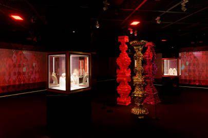 BVLGARI宝格丽在韩举办宝格丽斑斓意境主题展览