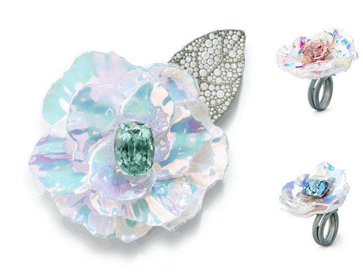 Boucheron宝诗龙高级珠宝系列——Holographique(上)