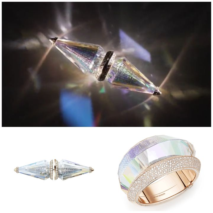Boucheron宝诗龙高级珠宝系列——Holographique